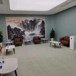 US Authentic USAT Medical Technology Center VIP Lounge